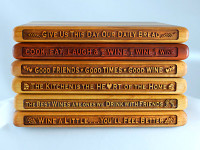 Edge Engraved Cutting Boards